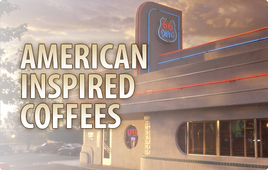 American Inspired Coffees