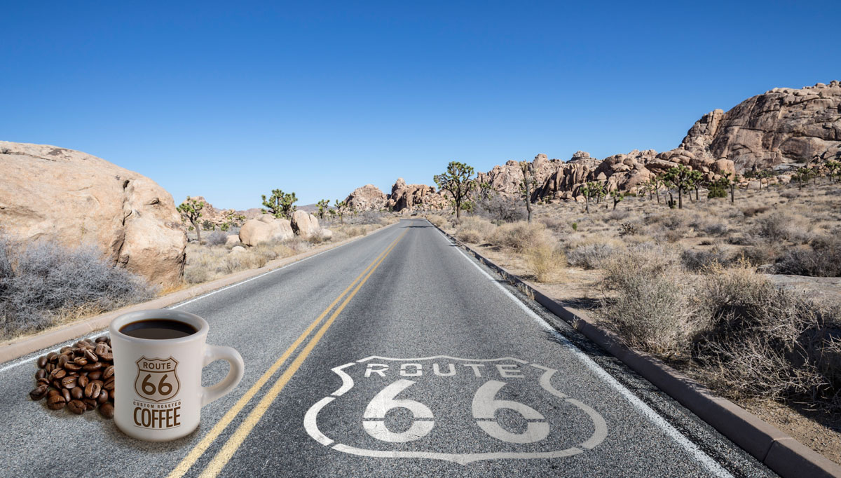 Route 66 Coffees